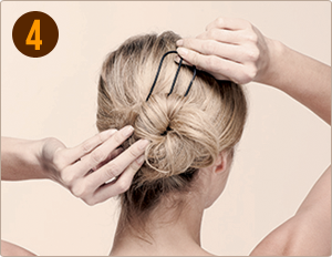 Styling Your Hair Step 4